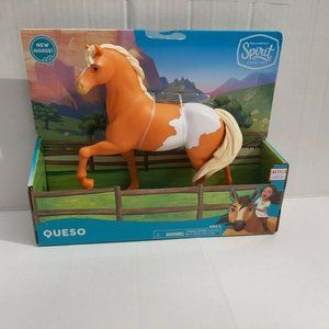 Spirit Riding Free New Horse Queso Dreamworks